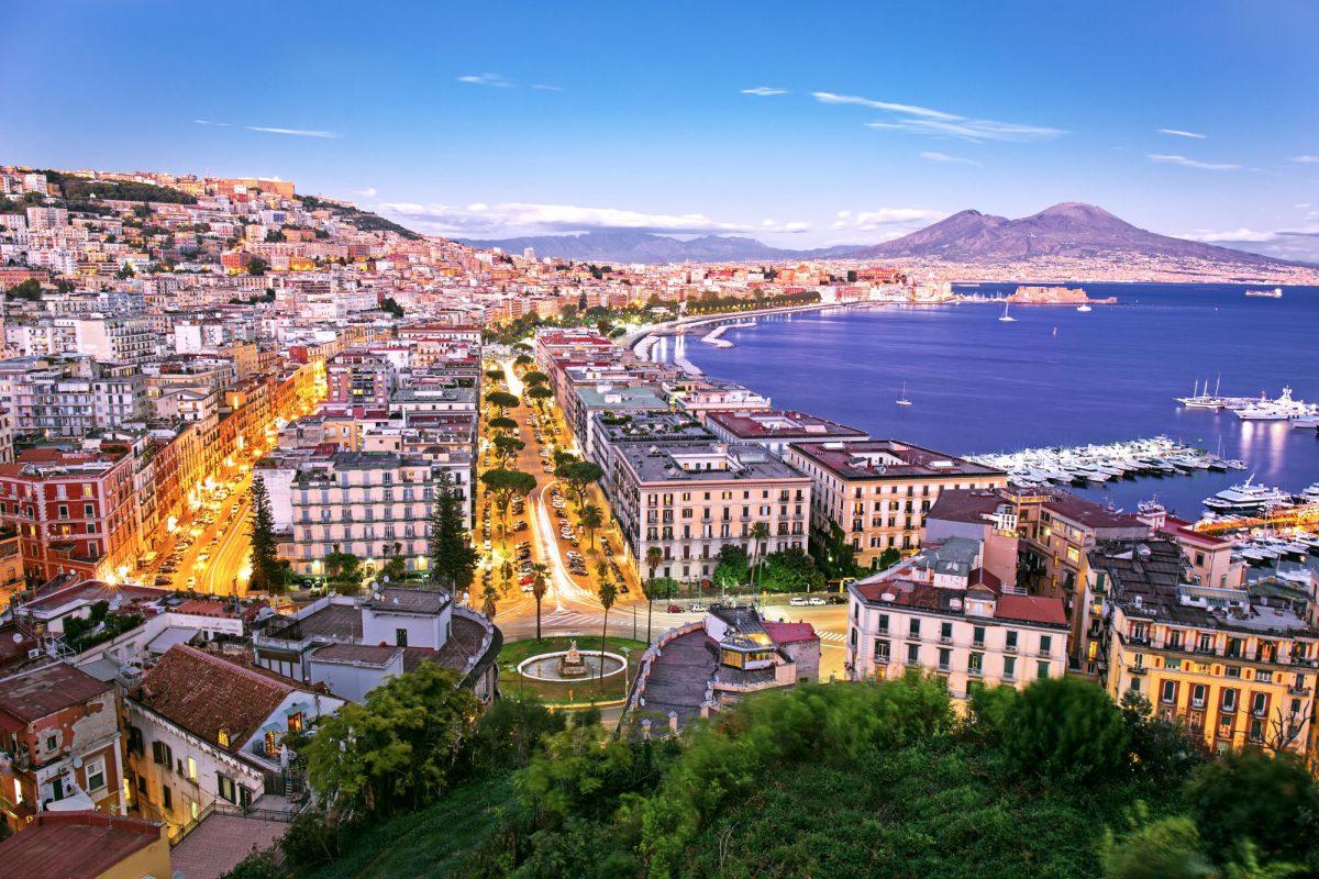 miejsca w Neapolu